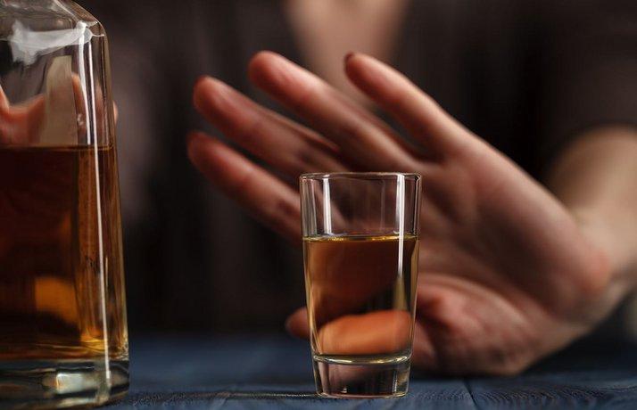 Fasten Alkohol